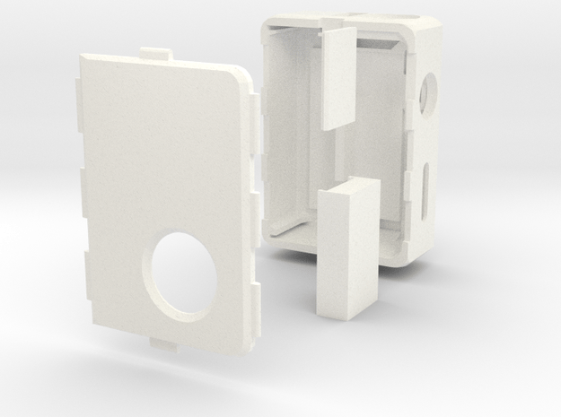 MarkV Complete Kit (+Cover threads) in White Processed Versatile Plastic