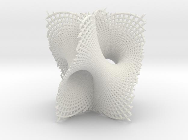Lawson-Klein cross in White Natural Versatile Plastic