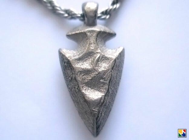 Artemis in Polished Nickel Steel