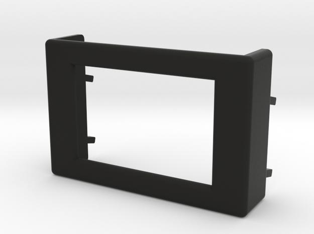 Roomba Air freshener holder air exhaust in Black Natural Versatile Plastic