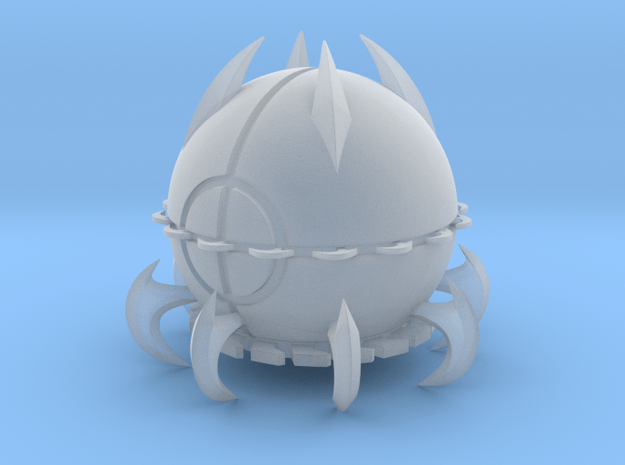Sphere Blade in Smooth Fine Detail Plastic