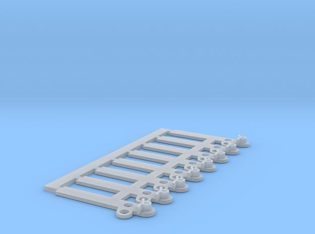 OBB signal lever for Vissman signals in Smooth Fine Detail Plastic