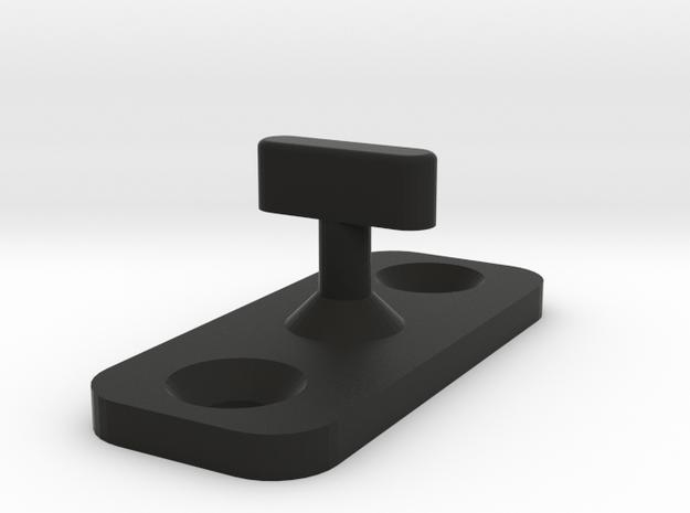 PowerPac 3Gal BRACKET 3 of 3 in Black Natural Versatile Plastic