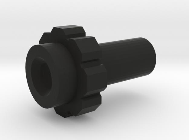 PowerPac 3Gal CAP 2 of 3 in Black Natural Versatile Plastic