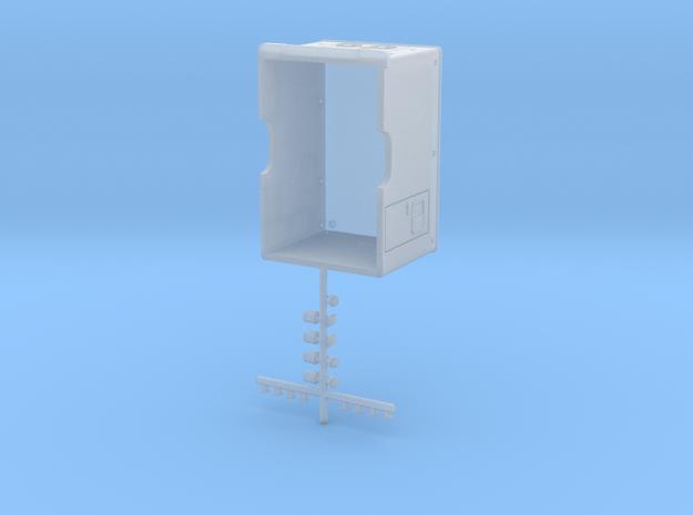 MODULANCE PRINTv2 in Smooth Fine Detail Plastic