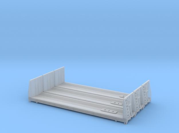 HO Magor SAL Woodrack 3 Pack in Smooth Fine Detail Plastic
