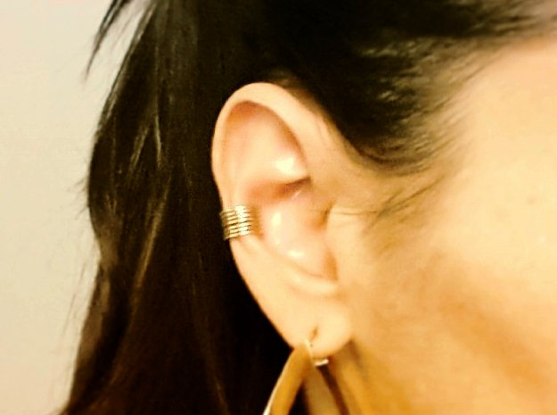 Ear Cuff - rods