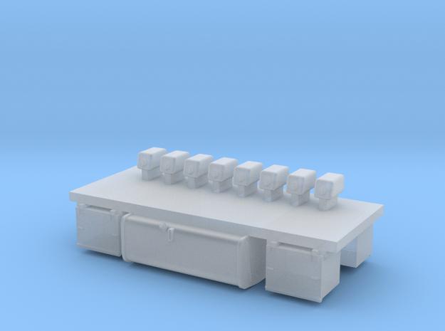 SZ 664 for N gauge in Smooth Fine Detail Plastic