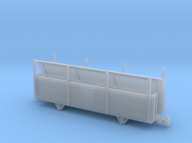 ZB Hobbyzug Leiterwagen in Smooth Fine Detail Plastic