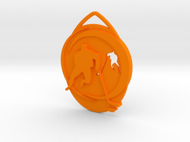 Filip in Orange Processed Versatile Plastic