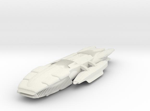 BSG Cruiser in White Natural Versatile Plastic