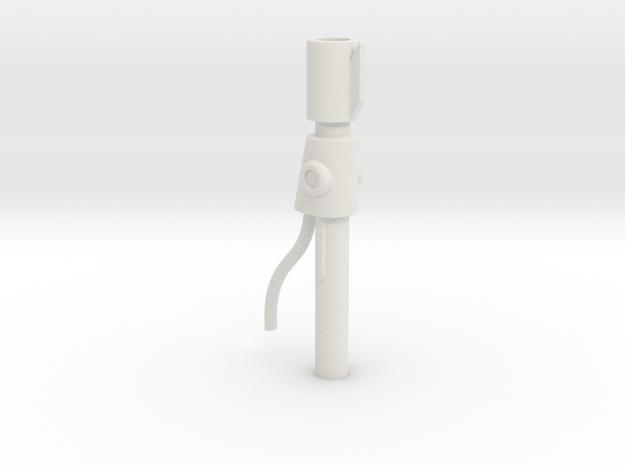 SK-11 Barrel in White Natural Versatile Plastic