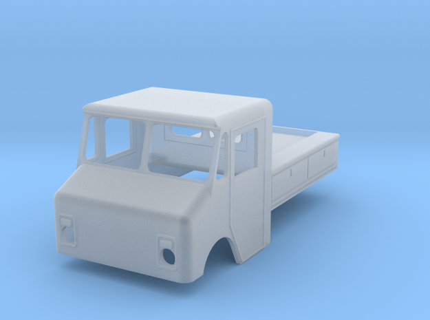 Grumman MOW Truck HO Scale in Smooth Fine Detail Plastic