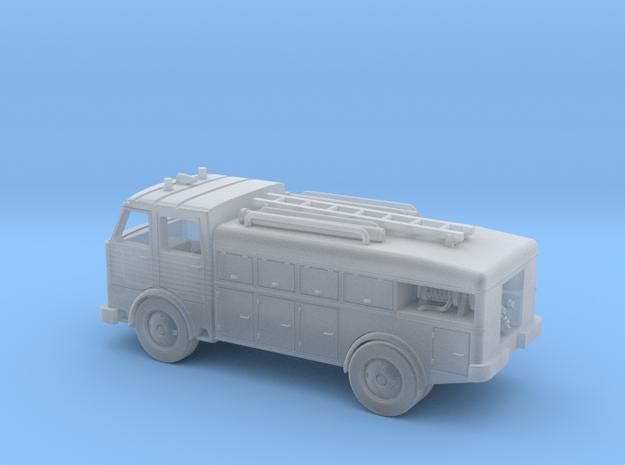 Pegaso-1090-Comet-Bombero-Z in Smooth Fine Detail Plastic