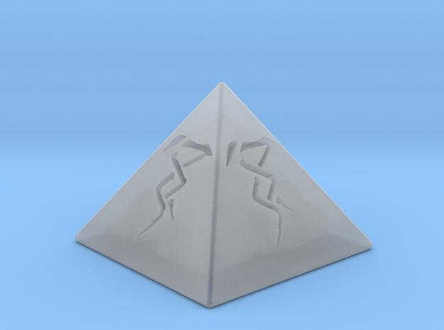 Doom Glyph in Smooth Fine Detail Plastic