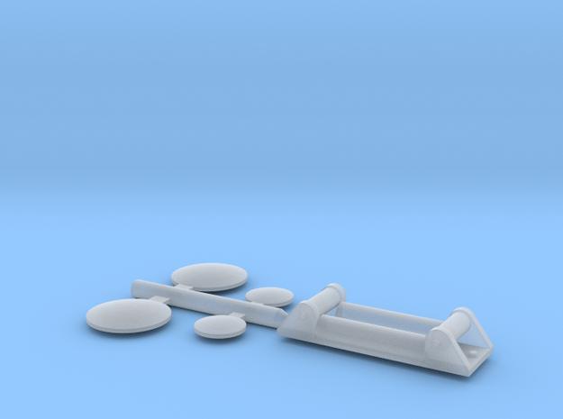 1-25 BUMPER ACCESSORIES in Smooth Fine Detail Plastic