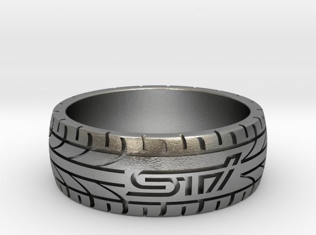 Subaru STI ring - 20 mm (US size 10)