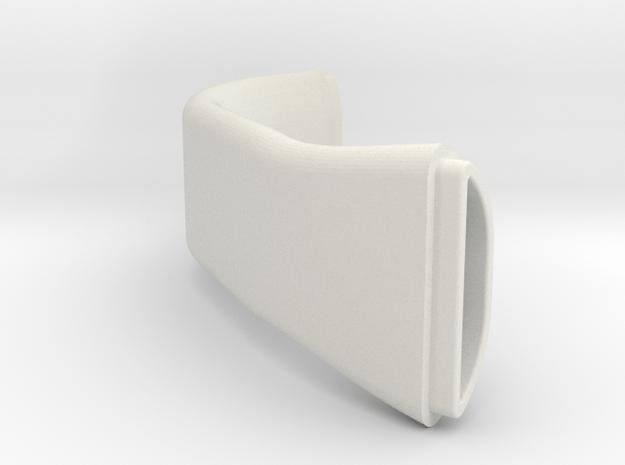SK-11 Hook in White Natural Versatile Plastic