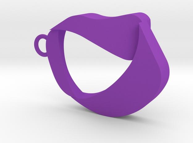 Sophie in Purple Processed Versatile Plastic