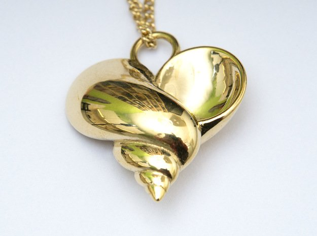 It's complicated (from $12.50) in Polished Brass