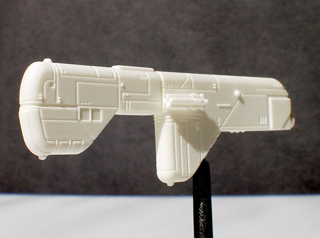 Missile Cruiser Multi-Part Kit in Smooth Fine Detail Plastic