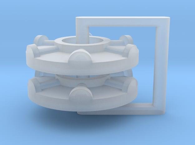 Idler Filler DML 1:35 in Smooth Fine Detail Plastic
