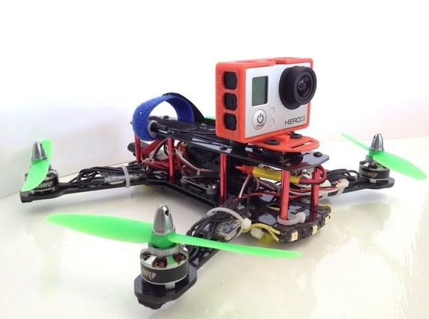 ZMR250 Quadcopter GoPro3 Frame