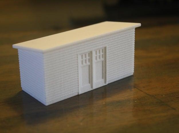 """600 TMDG """"Pakruimte"""" 1:87 in White Processed Versatile Plastic"""