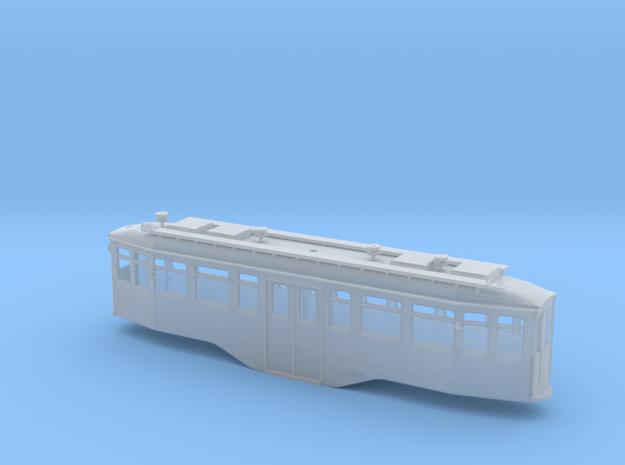 Gehäuse OEG Halbzug Triebwagen in Smooth Fine Detail Plastic