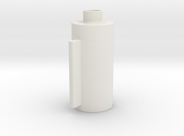 Merr Sonn Barrel in White Natural Versatile Plastic
