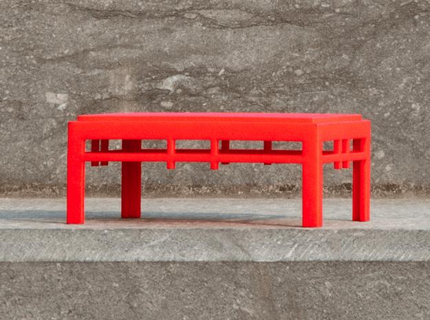 TORii MASTER in Red Processed Versatile Plastic