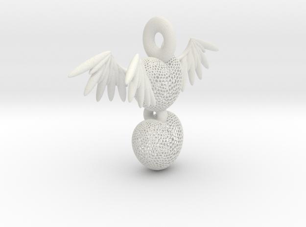 Vorvoni For Mom in White Natural Versatile Plastic
