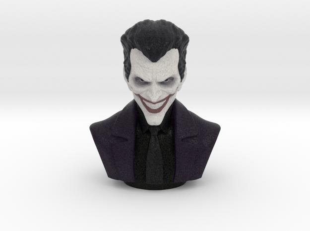 The Joker in Full Color Sandstone