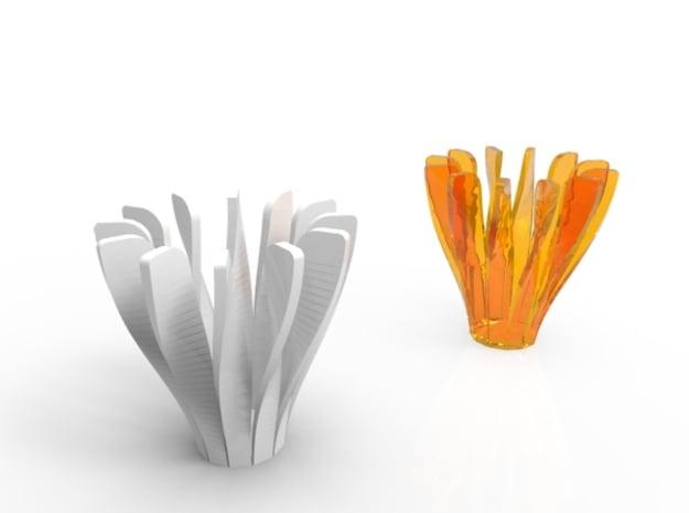 TULIPEGG in White Natural Versatile Plastic