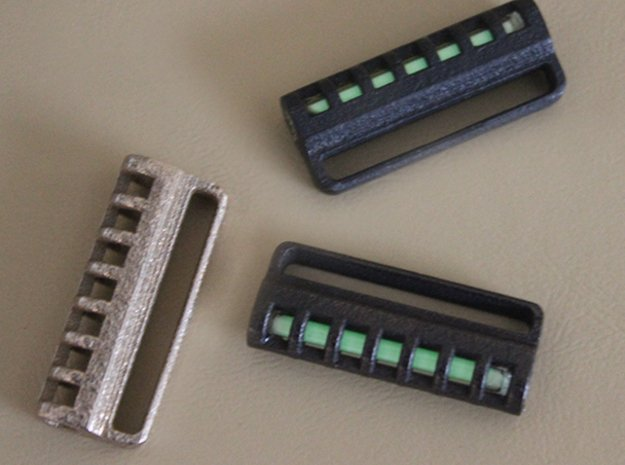Hiker Tritium Presence in Matte Black Steel
