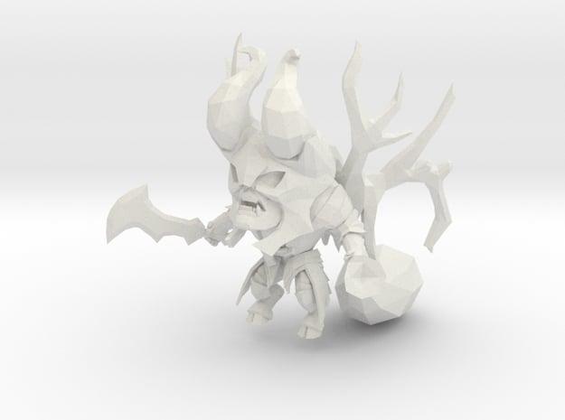 Wrath of Doom - Toys in White Natural Versatile Plastic