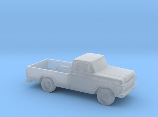 1/87 1959 Ford F-Series Regular Cab in Smooth Fine Detail Plastic