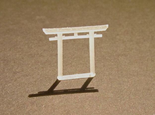 Torii, Myōjin small 5x, N-gauge in Smooth Fine Detail Plastic