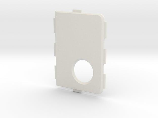 MARK X -USA- cover in White Natural Versatile Plastic