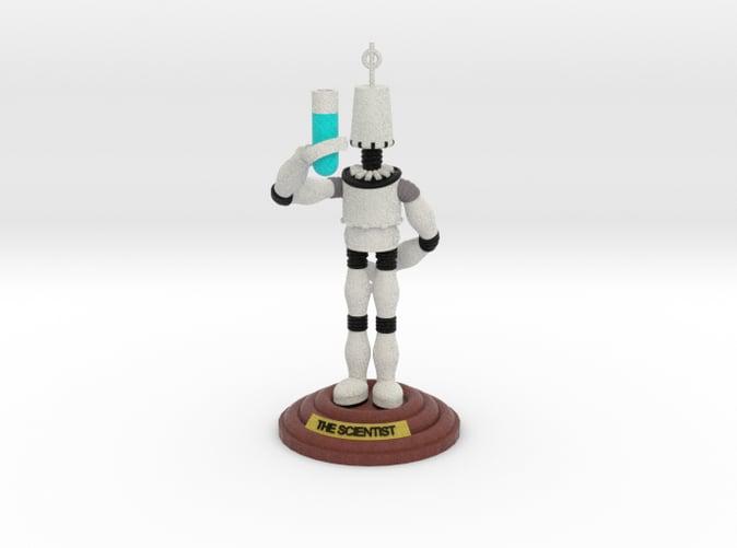 boOpGame Shop - The Scientist