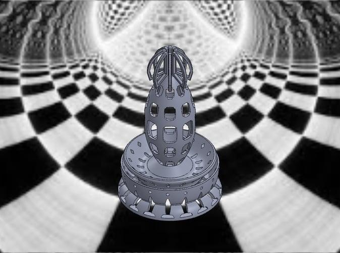 Bishop-Isometric View