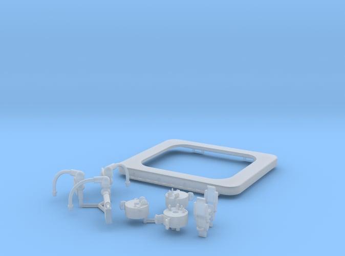 Render of the 3D model