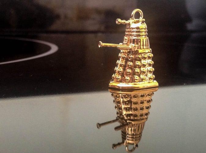 Dalek pendant