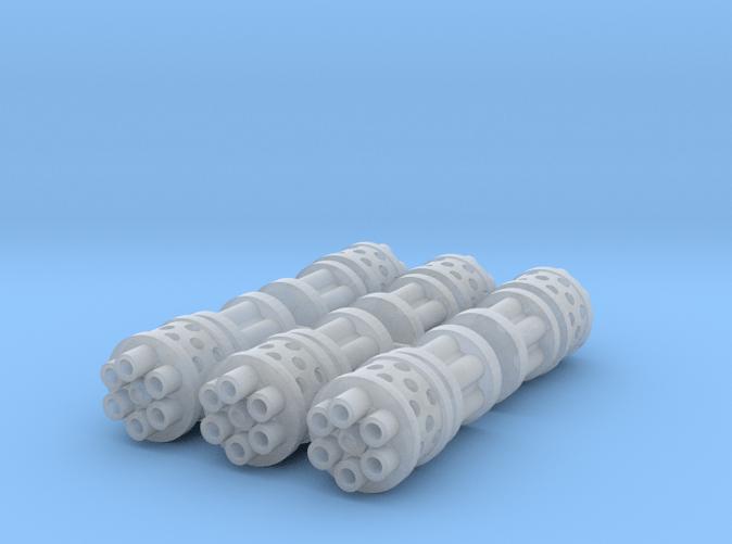 3 Set of Barrels (6 total)