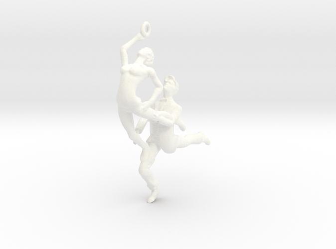 Dancing earring