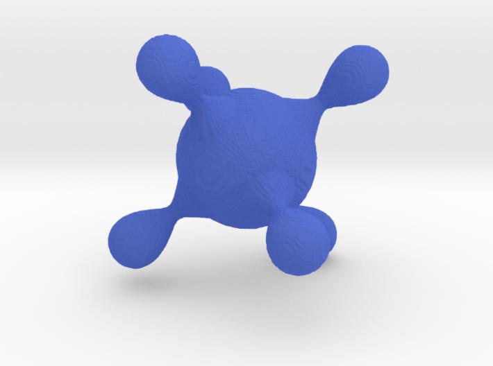 Discobones 3d printed