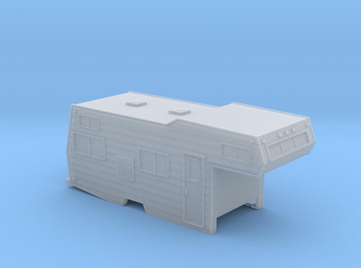 N-Scale Camper Van Conversion 2 3d printed