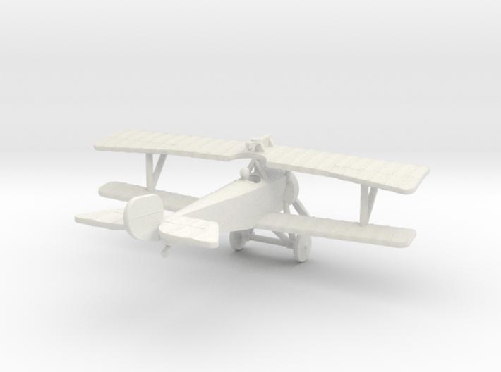 Nieuport 11 3d printed 1:144 Nieuport 11