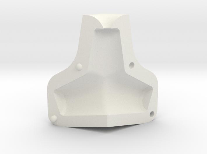 Tetrapod Mould 3d printed