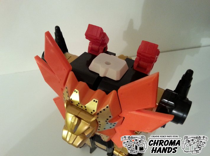 G1 CrazyDevy Predator King Upgrade Kit 3d printed